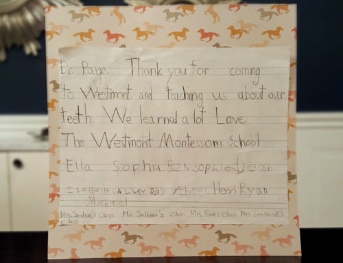 Thank you from Westmont Montessori
