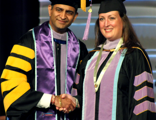Dr. Paige Receives Fellowship Award